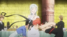 春アニメ「ダンまち」、第2話のあらすじと先行場面写真を公開! ヒロインの衣装デザインと胸揺れで話題沸騰中