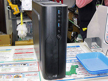 250W SFX電源搭載のスリムMicroATXケース AeroCool「Cs-101」が登場!