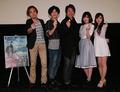 TVアニメ「ノラガミ」、第2期へ向けて第1期オールナイト上映会を開催! 井上和彦:「嬢(毘沙門)はSなので、僕はMで」