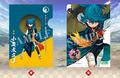 刀剣イケメン擬人化ゲーム「刀剣乱舞」、トレーディングクリアファイル第3弾が9月に発売! 第3弾も全12種