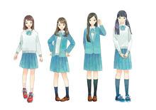 アニメ映画「シンドバッド 空とぶ姫と秘密の島」、主題歌はwhiteeeenが担当! GReeeeNプロデュースの女性ユニット