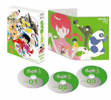 名作アニメ「らんま1/2」、劇場版3作とOVA11作をブルーレイ化! BD-BOXとして8月19日に発売