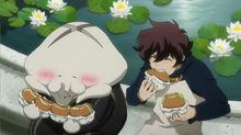 TVアニメ「血界戦線」、第6話のあらすじと先行場面写真を公開! 42番街にあるハンバーガー屋を巡るエピソード
