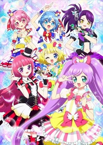 TVアニメ「プリパラ」、らぁらデビュー1周年記念イベントを7月に開催! ファミリーの部/昼の部/夜の部と計3公演を予定