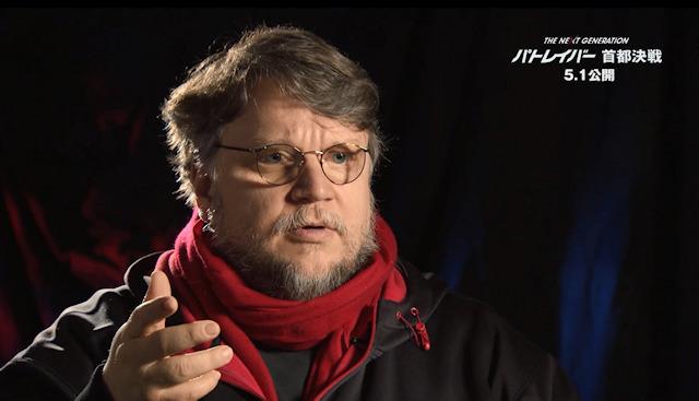 実写版パトレイバー、「パシフィック・リム」監督・ギレルモが押井守への熱烈な愛を語るインタビューを公開!