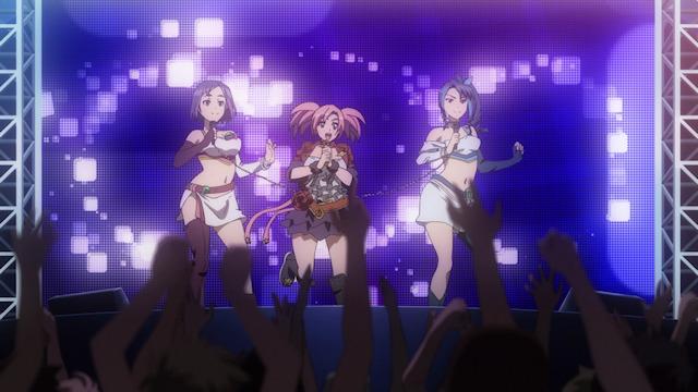 TVアニメ「トリアージX」、第5話のあらすじと先行場面写真を公開! トップアイドルでもある織葉がTV局ジャックに巻き込まれてしまい…