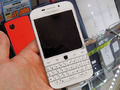 物理QWERTYキー搭載スマホ「BlackBerry Classic」にホワイトモデルが登場!