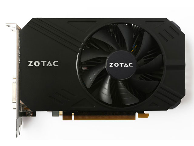 カード長174mmのZOTAC製GeForce GTX 960ビデオカード「ZT-90310-10M」が登場!