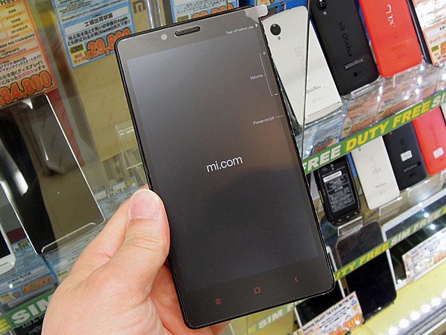 実売3万円のLTE対応5.5インチスマホ「Redmi Note 4G」がXiaomiから!