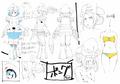 webアニメ「ロボットガールズZ+プラス」、新キャラ/キャストを発表! アフレコ現場からの声優コメントも