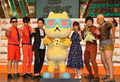 TVアニメ「出番ですよ!オニギリズ」、完成記念イベントでオリラジと8.6秒・バンビーノがリズムネタ合戦を披露! 元NMB48・山田菜々によるライブも