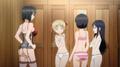 TVアニメ「ISUCA-イスカ-」、第11話(TV未放送)の先行場面写真を公開! 「誘惑のエロローグストーリー」な水着回