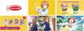 劇場版ラブライブ!、6月2日より公開記念カップ麺のCMをTV放送! 日本テレビ系列28局ネットでゴールデンタイムに