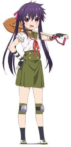夏アニメ「がっこうぐらし!」、メインキャラ「くるみ」(CV:小澤亜李)のキャラクタービジュアル&ボイスが公開に
