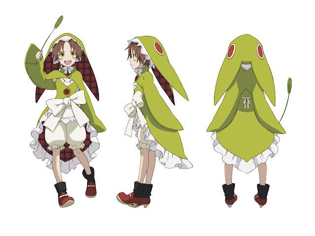 チャモ/CV:加隈亜衣 <沼>の聖者で、腹の中の沼で水棲の凶魔を飼いならしている。 若干14歳ながら史上最強と呼ばれる聖者だが、性格は我儘な子供そのもの。
