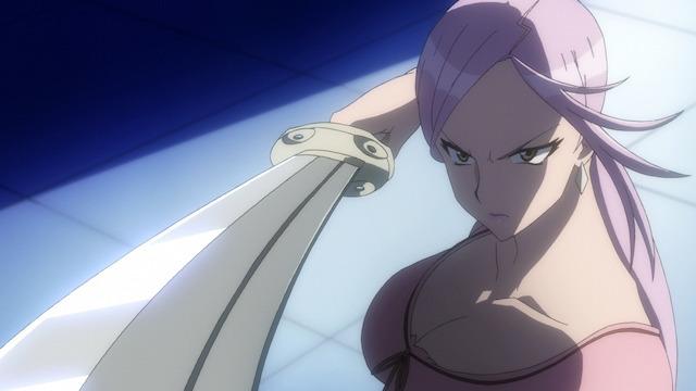TVアニメ「トリアージX」、第8話のあらすじと先行場面写真を公開! 暴走する柩小夜に命の選択を…