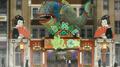 TVアニメ「血界戦線」、第10話のあらすじと先行場面写真を公開! 3人のランチや新興ファミリーヤクザ「レギオカ千兄弟」