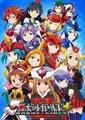 TVアニメ「ロボットガールズZ」、初の選抜総選挙を開催! 立候補は総勢36キャラ、投票回数は無制限