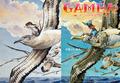 3DCG映画版「ガンバの冒険」、キャラクタービジュアルと特報が解禁に! ティザーポスターは原作の構図そのままに
