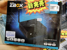 Haswell版Celeron搭載のファンレスベアボーンキット「ZBOX-CI321NANO-J」がZOTACから!