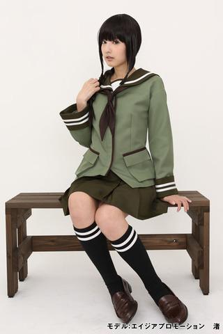 艦これ、「北上改」「大井改」の本格コスプレ衣装セットがコスパから! 「比叡」「霧島」のスカートも