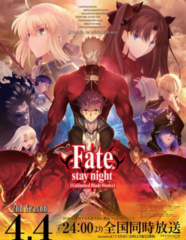 【中国オタクのアニメ事情】中国で話題になった4月新作アニメ「Fate」の人気は日本アニメ取締りによる意外な追い風も