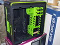 COOLERMASTERの人気ミドルタワーケースのグリーンモデル「CM 690 III Green」が登場!