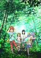 夏アニメ「のんのんびより りぴーと」、PV第3弾を公開! 全100駅でのポスター掲出も決定
