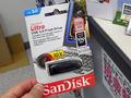 容量256GBの高速USB 3.0メモリ「SanDisk Ultra USB 3.0 Flash Drive」がSanDiskから!