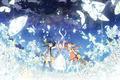 オリジナルアニメ映画「ガラスの花と壊す世界」、公開日は2016年1月9日! アニメ設定線画など新情報も一斉解禁