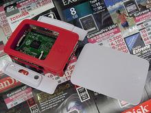 Raspberry Piの公式ケース「Official Raspberry Pi Case」が登場!