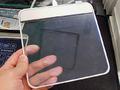 ジェスチャー操作対応の「透明ガラス製タッチパッド」が上海問屋から!