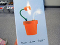 【アキバこぼれ話】加湿機能付きの植木鉢型USB扇風機が特価販売中