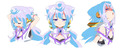 秋アニメ「ハッカドール」、新たなキャラ設定画と声優コメントが到着! お姉さんキャラと無気力キャラ