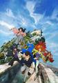 秋アニメ「ルパン三世」、8月に汐留でスタンプラリーを実施! メンバー勢揃いの新ビジュアルも解禁