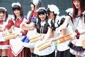 アキバ打ち水イベント「うち水っ娘大集合!!」、2015年はメイドやコスプレが復活! 会場は駅前からベルサール秋葉原に変更