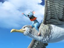 3DCG映画版「ガンバの冒険」、元祖ガンバ役・野沢雅子からのコメントが到着! 「(本作で演じる)ツブリは女性のキャラクターに変わっています」