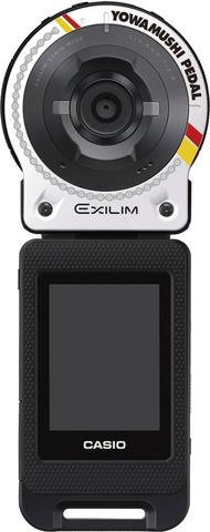 「劇場版 弱虫ペダル」仕様のセパレート型デジカメ、カシオ「EXILIM EX-FR10」が限定発売!