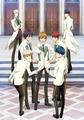 高校生×ミュージカルのオリジナルTVアニメ「スタミュ」、10月スタート! 劇中歌CDの12週連続リリースも決定