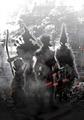 牙狼〈GARO〉、TVアニメ第2弾「牙狼 -紅蓮ノ月-」の舞台は平安時代! 桂正和がメインキャラ4名をデザイン