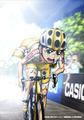 「劇場版 弱虫ペダル」、栃木県宇都宮市で自転車レースを開催! カシオ製コラボデジカメ発売記念で