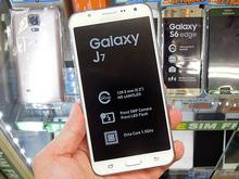 LTE対応のSAMSUNG製ミドルレンジスマホ「Galaxy J7」が登場!