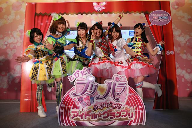 「プリパラ」、2016年2月にミュージカル化! 9月にはアニメ公式ファンクラブ「プリパラ公式親衛隊」を設立