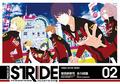 「プリンス・オブ・ストライド」、2016年1月にTVアニメ化! 架空のエクストリームスポーツに魅せられた高校生たちの青春物語