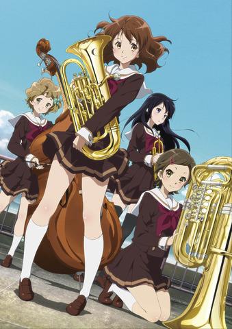 吹奏楽アニメ「響け!ユーフォニアム」、一挙放送決定! ニコ生にて9月20日19時から