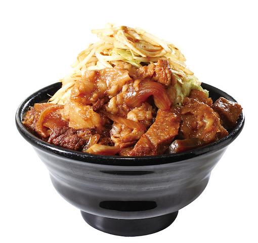 岡むら屋、期間限定メニュー「野菜肉めし」の提供を開始! しっかり味付けしたシャキシャキ野菜350gをトッピング