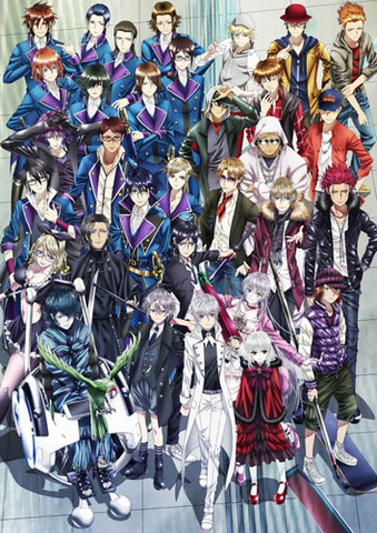 秋アニメ「K RETURN OF KINGS」、アニメイトカフェ池袋2号店とコラボ決定! 10月1日~10月30日