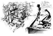 アニメ映画「サイボーグ009VSデビルマン」、来場者特典とマンガ化を発表! マンガ版は吉富昭仁が独自解釈で執筆