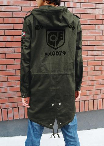 ガンダム0080、特務小隊「サイクロプス隊」のモッズコートがコスパから! ザク・アッガイ・ドムのニットキャップなども