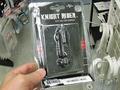 【アキバこぼれ話】ダッシュボードをナイト2000化するUSBカーチャージャー「Knight Rider K.I.T.T. USB Car Charger」がThinkGeekから!